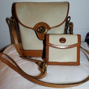 Vintage Dooney & Burke Purse & Wallet